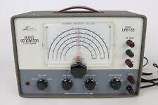 Vintage Leader Lag 55 Sine Square Audio Signal Generator 20 200000 Hz Ohmatsu