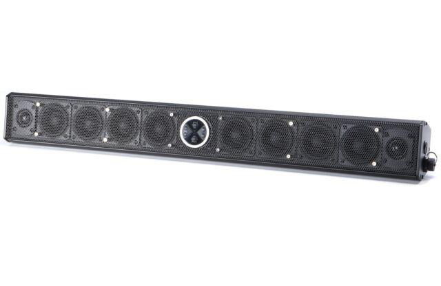 PowerBass XL-1000 Marine Certified Amplified Power Sports Bluetooth Soundbar
