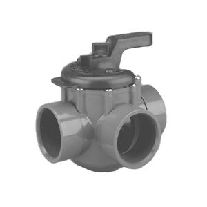 Pentair-1-034-3-Port-PVC-Diverter-Valve-263037