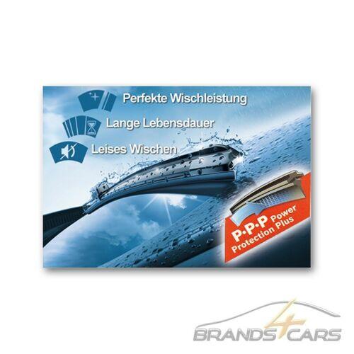 Bosch AEROTWIN esfumino escobillas valeo wischerblatt 31636248