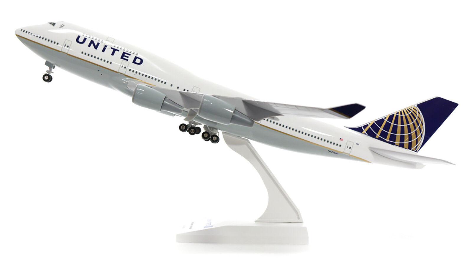 Skymarks vereinigten boeing 400 747 - 400 boeing post - merger skr614 1   200 der verordn   n127ua w   ausr  stung 9f3028