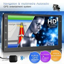 "7"" Android 5.1 Autoradio GPS Navigation Car Stereo Player 2 DIN WIFI 2017"