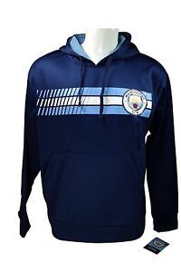 Manchester City Hoodie Zip Up adults Men's Fleece Sweatshirt Jacket hooded