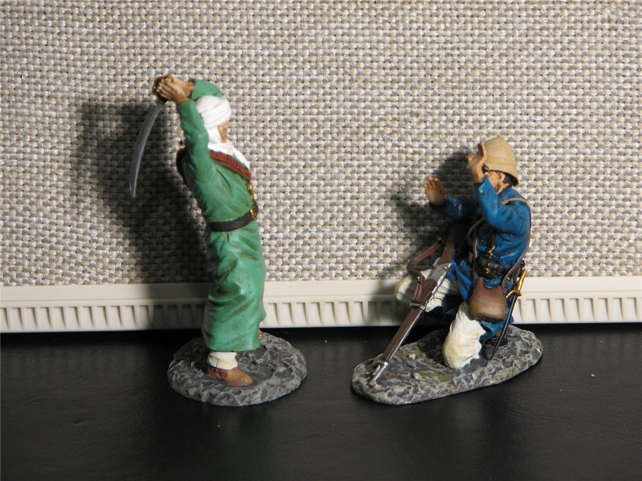 Thomas Gunn Gunn Gunn Minatures French Foreign Legion Set FFL007B 0b5617