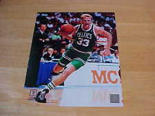Larry Bird In Action Celtics Officially LICENSED 8X10 Photo FREE SHIPPING 3/more