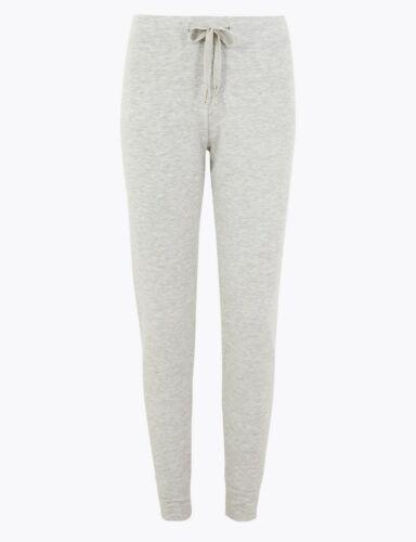 Details about  /Lovely BNWT M/&S grey super soft flexifit loungewear legging bottoms 14R 18R