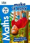 Letts Make it Easy - New Curriculum: Maths Age 8-9 by Letts KS2, Peter Patilla, Paul Broadbent (Paperback, 2015)