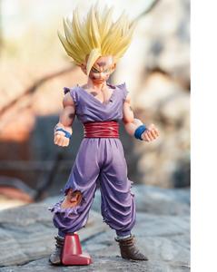 7'' Dragon Ball Dragonball Z Super Saiyan Son Gohan Action Figure Toy