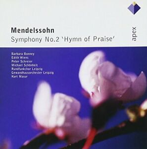 Rundfunkchor-Leipzig-Mendelssohn-Symphony-No-2-Hymn-Of-Praise-CD