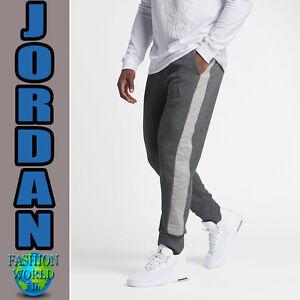 57f1d87fb409 Nike Men s Size XS AIR JORDAN 3 FLEECE PANT 819127 GREY 884776506115 ...
