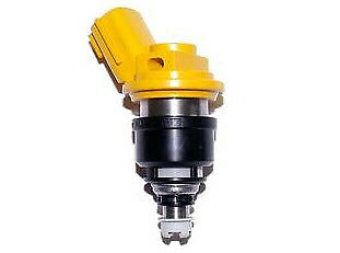4 x 550cc 555cc JECS SIDE FEED FUEL INJECTORS FOR NISSAN NISMO SR20 S13 S14 S15