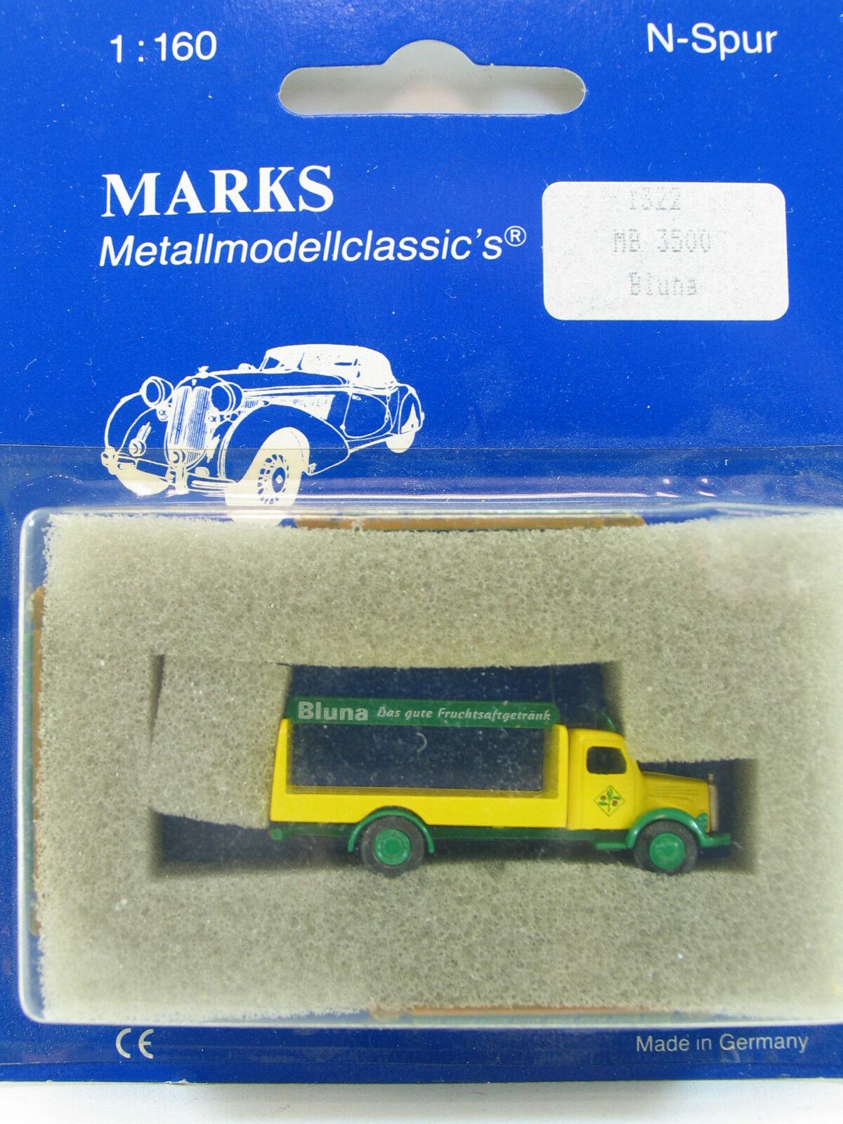 Marks 1322 Mo 3500 bleuna m222