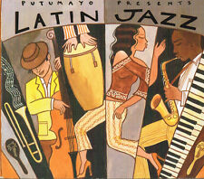 Putumayo Presents Latin Jazz Various Artists Salsa CD 2007 Cuba Puerto Rico