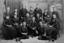 773053 Model School Woodstock Ontario Circa 1887 1408 A4 Photo Print