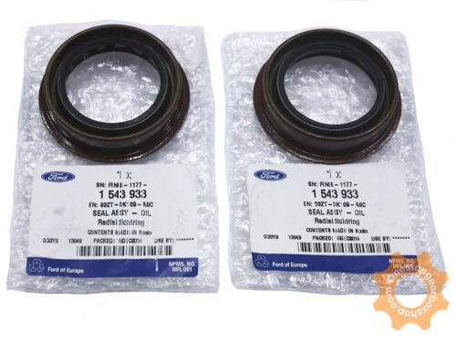 Ford Transit FWD 2.2 TDCi 5sp VTX75 gearbox diff driveshaft genuine oil seals