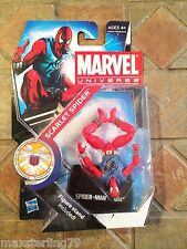 Marvel Universe SCARLET SPIDER #014 figure Series 3 Avengers X-Men Spider-Man