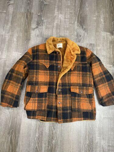 H Bar C Ranchwear Heavy Jacket Vintage Men's XL 1… - image 1
