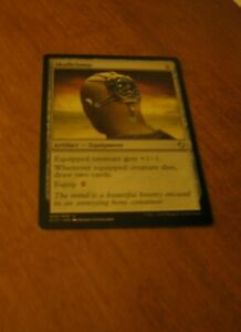 1x Skullclamp, NM, Commander 2017 Equipment Commander EDH Artifact Draw Two Card