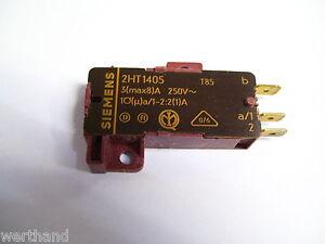 100% Vrai Türrelais Relais Siemens 2ht1405 Source Matura Lepper-afficher Le Titre D'origine