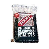 Camp Chef Bag Of Premium Hardwood Hickory Pellets For Smoker, 20 Lb., New, Free