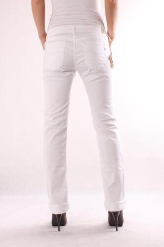 Damen Jeans Replay WX670 80447 001 NADIE Weiß Denim Damen Hose