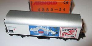 Arnold-4555-34-Geschl-Wagen-034-Chinois-Jardin-034-Erreur-D-039-Impression-Rarete-gt