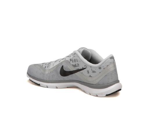 Grey Trainers Flex Trainer Running 003 Print Nike 6 Womens 831578 1X6SSq