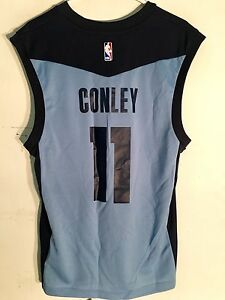 54574f4034b Image is loading Adidas-NBA-Jersey-Memphis-Grizzlies-Mike-Conley-Light-