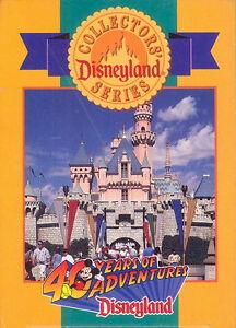 DISNEYLAND-40-YEARS-OF-ADVENTURE-1995-SKYBOX-ANNIVERSARY-CARD-SET-OF-40-DISNEY