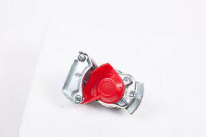 Kupplungskopf SET rot gelb M16 ohne Ventil für Anhänger Traktor LKW