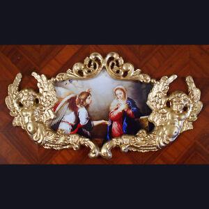 Anunciation-Faux-ormolu-Furniture-mounts-decor