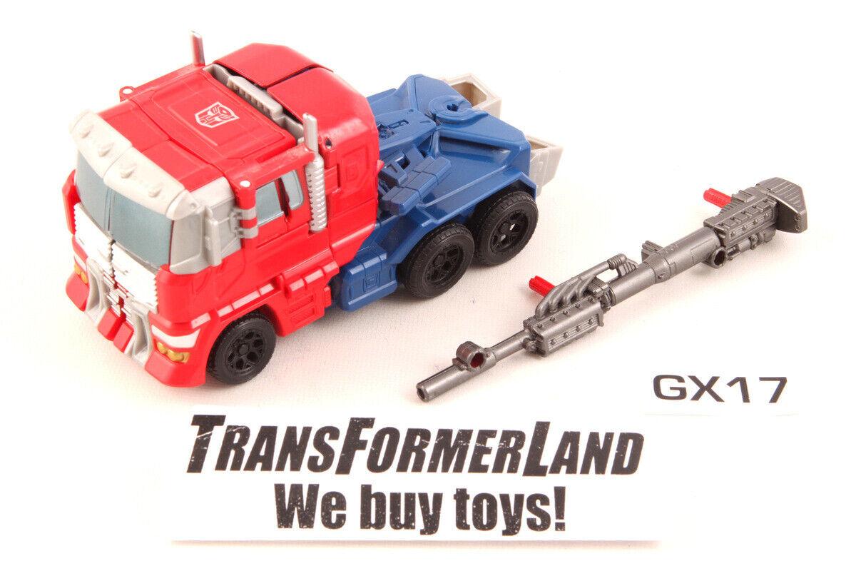 Optimus Prime 100% Completo Voyager Generazioni  Combiner Guerre Transformers