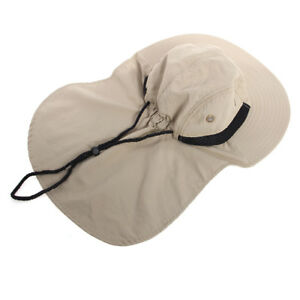 Unisex-UV-Protection-Boonie-Outdoor-Fishing-Brim-Neck-Cover-Bucket-Sun-Flap-Hat