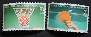 Stamp-Berlin-Stamp-Germany-Yvert-and-Tellier-N-691-amp-692-N-Cyn27