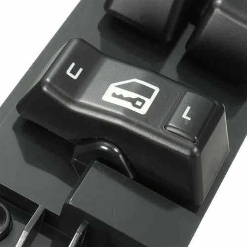 NEW Electric Power Window Master Switch For 99-02 GMC Chevrolet Truck 2 Door