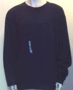 MENS-JUMPER-M-amp-S-COLLECTION-PURE-TEXTURED-COTTON-CREW-ROYAL-BLUE-SIZES-S-3XL-4XL