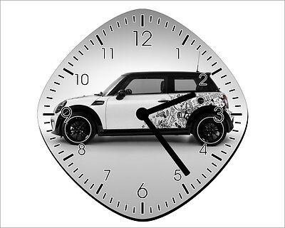 Mini Cooper - Wall Clock
