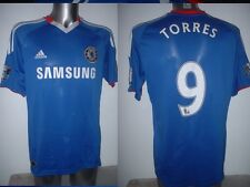 Chelsea Torres Shirt Adidas Jersey Adult Medium Football Soccer Atletico Madrid