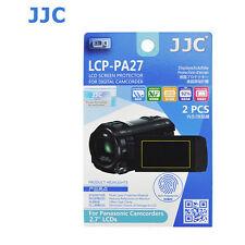 LCD Screen Protector Panasonic HVC100KCP HDC-MDH1 HMC40 HC-V180K VDR-D230 V160