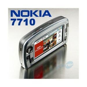 TELEFONO CELLULARE NOKIA 7710 TOUCH PALMARE SMARTPHONE GPS NAVIGATORE-