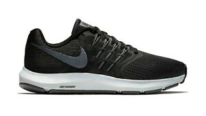 84bf0663ab3af Nike 9.5 Women's Run SWIFT Running Shoes NEW 909006 010 Black ...