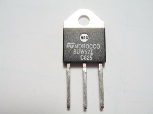 Buw52i Transistor NPN 20 A 250 V 150 W to218 #1-1271