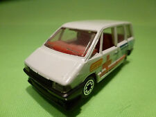GUISVAL RENAULT ESPACE - AMBULANCE INTENSIVE CAR UNITY - 1:60? - RARE SELTEN -