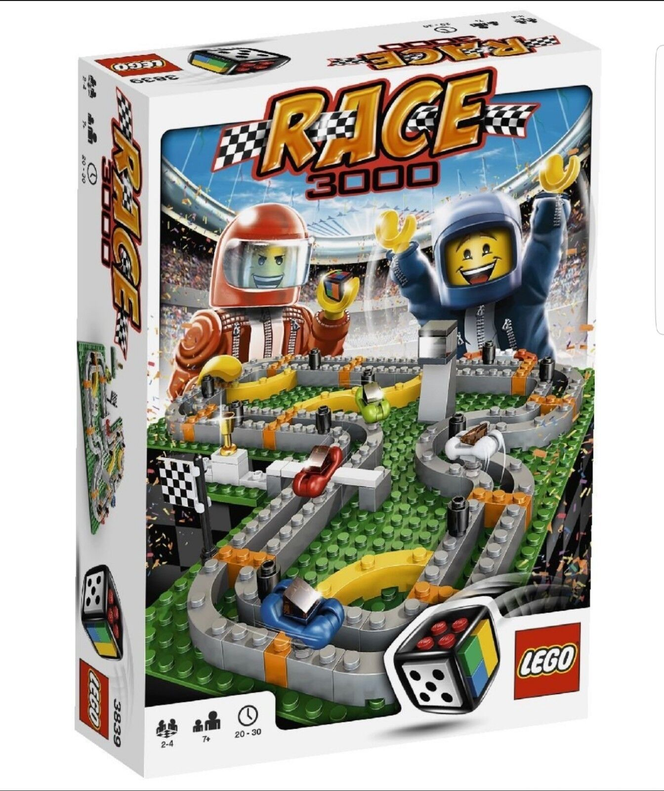 LEGO Games Race 3000 (3839) BRAND NEW