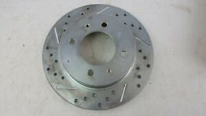Powerstop-Brake-Rotor-JBR522XL-Left-Front-Cross-Drilled-Slotted