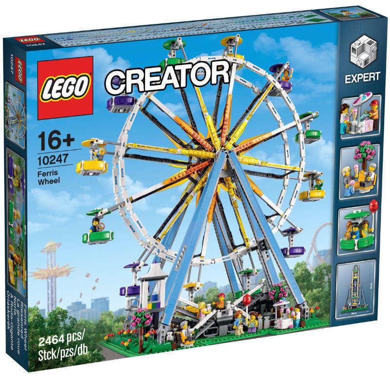 LEGO ® CREATOR EXPERT - 10247-Ruota panoramica NUOVO & OVP 2464 LEGO ® elementi NUOVO
