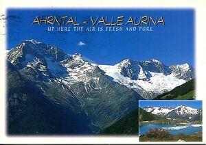 Alte Postkarte - Ahrntal - Valle Aurina - Up here the air is fresh and pure - Kornwestheim, Deutschland - Alte Postkarte - Ahrntal - Valle Aurina - Up here the air is fresh and pure - Kornwestheim, Deutschland