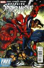 AVENGING SPIDER MAN #1 NEW NEAR MINT REGULAR COVER polybag factory sealed