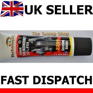100ml-Silicone-PTFE-Grease-Lubricant-For-Assembly-Brake-Discs-amp-Blocks-Gaskets