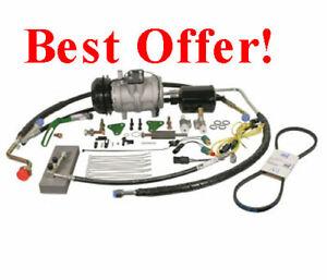 details about air conditioning compressor conversion kit john deere 4240 4430 4630 4440 4230 John Deere 4240 Air Filter